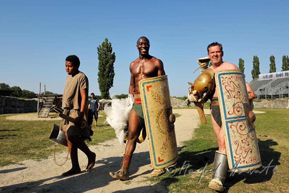 einzug der gladiatoren